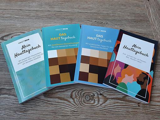Hauttagebücher-Hautprotokoll